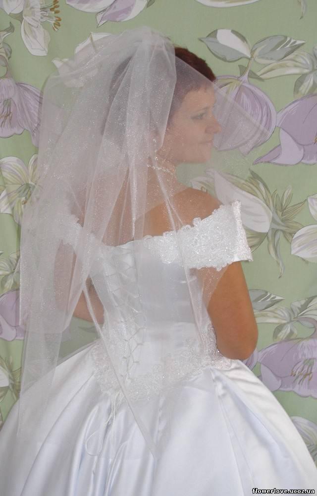 Свадебная фата своими руками из фатина 962